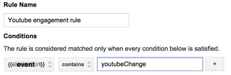 Tracking Youtube Embed Starts, Plays, Pauses, Ends, & Errors with GA